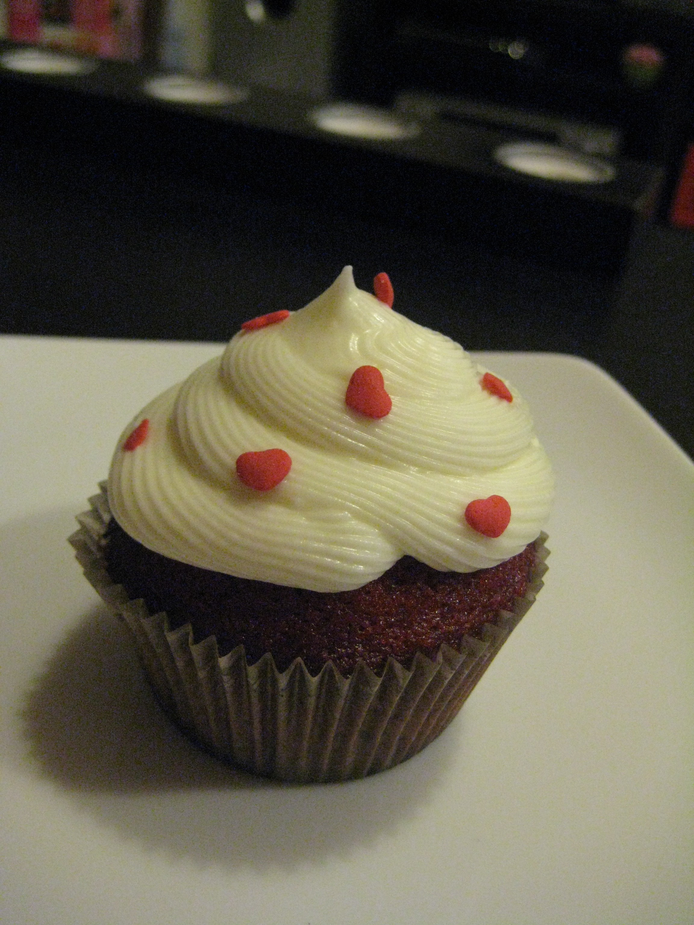 My favorite Red Velvet Cupcake | Sugar, Sprinkles, and Love